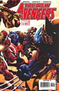 Buy New Avengers #19 in AU New Zealand.
