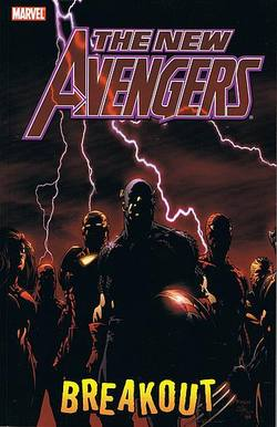 Buy NEW AVENGERS VOL 01 BREAKOUT TP 
