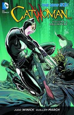 Buy CATWOMAN VOL 02 DOLLHOUSE TP (N52) in AU New Zealand.