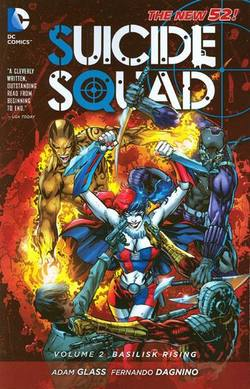 Buy SUICIDE SQUAD VOL 02 BASILISK RISING TP (N52) in AU New Zealand.