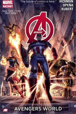 Buy AVENGERS VOL 01 AVENGERS WORLD TP