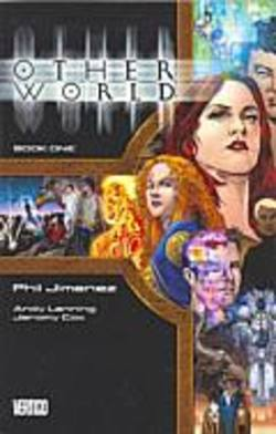 Buy Otherworld Book 1 TPB in AU New Zealand.