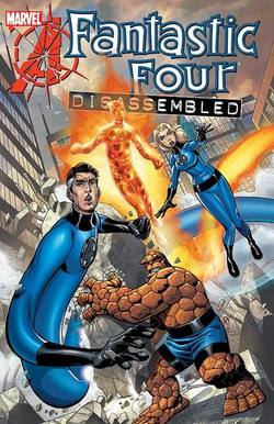 Buy FANTASTIC FOUR VOL 5 DISASSEMBLED TP in AU New Zealand.