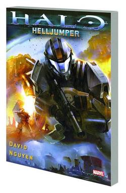 Buy HALO HELLJUMPER TP in AU New Zealand.