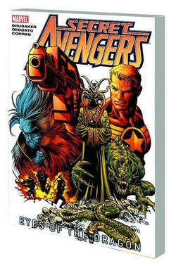 Buy SECRET AVENGERS VOL 02 EYES OF THE DRAGON TP in AU New Zealand.