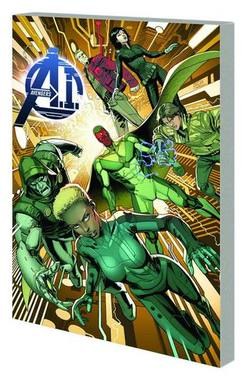 Buy AVENGERS AI VOL 01 HUMAN AFTER ALL TP  in AU New Zealand.
