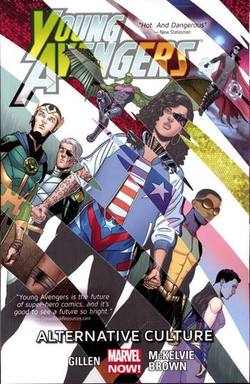 Buy YOUNG AVENGERS VOL 02 ALTERNATIVE CULTURE TP  in AU New Zealand.