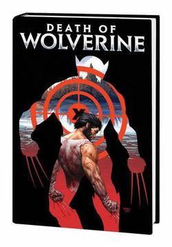 Buy DEATH OF WOLVERINE HC