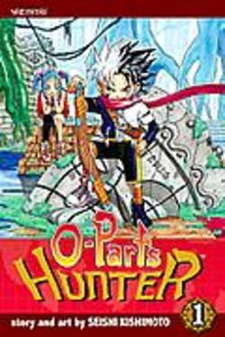 Buy O-Parts Hunter Vol. 1 TPB in AU New Zealand.