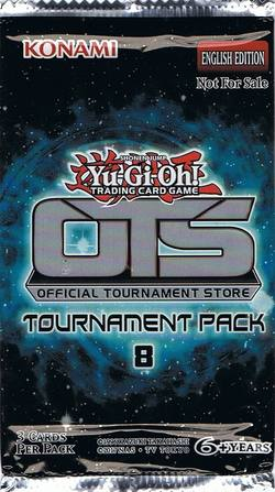Buy YuGiOh OTS Tournament Pack 8 Booster in AU New Zealand.