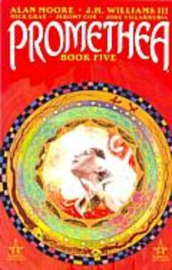 Buy Promethea Book 5 TPB in AU New Zealand.