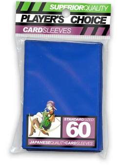 Buy Player's Choice Blue Sleeves in AU New Zealand.