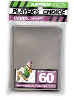 Buy Player's Choice Silver Sleeves in AU New Zealand.