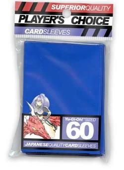 Buy Player's Choice Yu-Gi-Oh! Blue Sleeves in AU New Zealand.