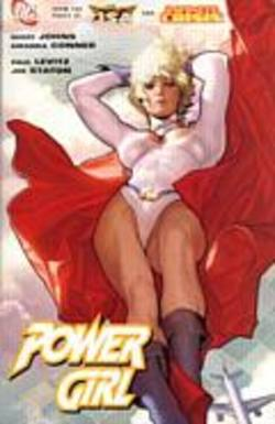 Buy Power Girl TPB in AU New Zealand.