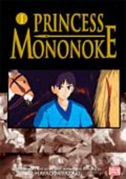Buy Princess Mononoke Book 1 in AU New Zealand.