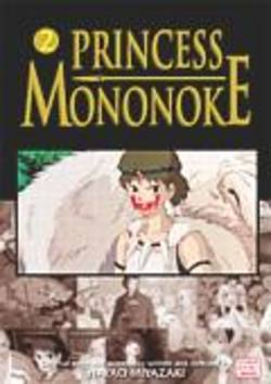 Buy Princess Mononoke Book 2 in AU New Zealand.