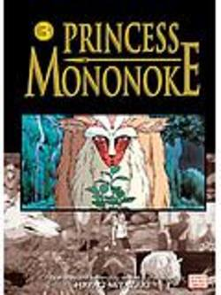 Buy Princess Mononoke Book 3 in AU New Zealand.