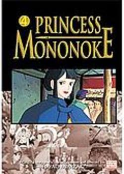 Buy Princess Mononoke Book 4 in AU New Zealand.