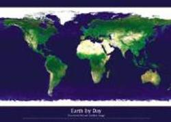 Buy Earth By Day Poster in AU New Zealand.