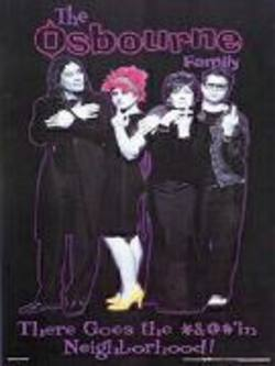Buy The Osbournes - Neighbourhood Poster in AU New Zealand.