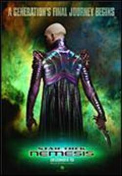 Buy Star Trek Nemesis Teaser Poster in AU New Zealand.