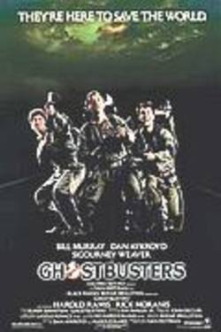 Buy Ghost Busters Movie Poster in AU New Zealand.