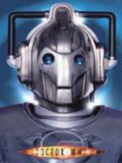 Buy Dr Who Cyber Man Poster in AU New Zealand.