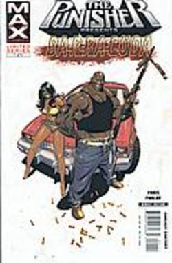Buy The Punisher Presents Barracuda #1 - 5 Collector's  Pack in AU New Zealand.