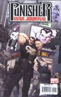 Buy Punisher War Journal #5 in AU New Zealand.