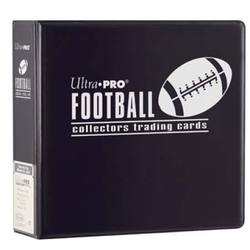 "Buy Ultra Pro 3"" Black Football Album in AU New Zealand."
