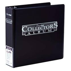 Buy Ultra Pro 3 inch Black Collectors Card Album in AU New Zealand.