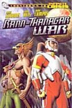 Buy Rann/Thanagar War TPB in AU New Zealand.