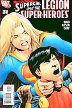 Buy Supergirl And The Legion Of Super-Heroes #25 in AU New Zealand.