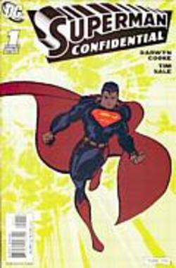 Buy Superman Confidential #1 in AU New Zealand.