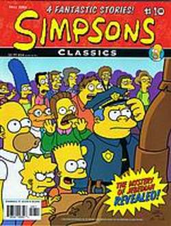 Buy Simpsons Classics #10 in AU New Zealand.