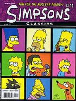 Buy Simpsons Classics #11 in AU New Zealand.