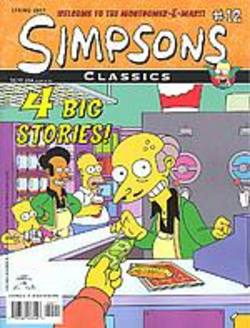 Buy Simpsons Classics #12 in AU New Zealand.