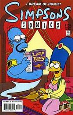 Buy Simpsons Comics #126 in AU New Zealand.