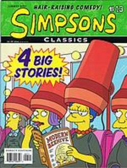 Buy Simpsons Classics #13 in AU New Zealand.