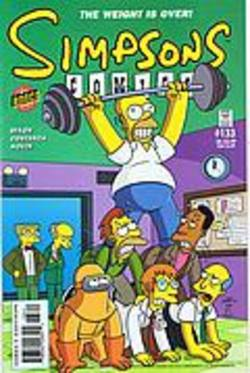 Buy Simpsons Comics #133 in NZ New Zealand.