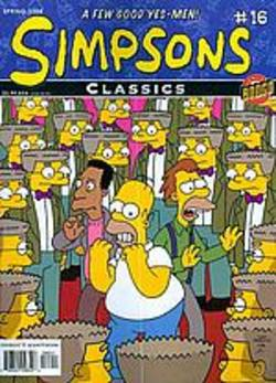Buy Simpsons Classics #16 in AU New Zealand.