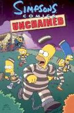 Buy Simpsons Comics Unchained TPB in AU New Zealand.