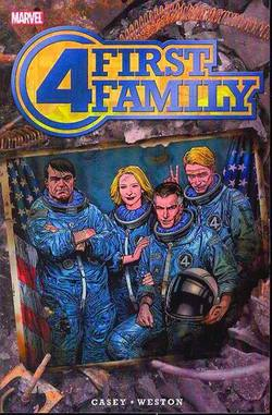Buy FANTASTIC FOUR FIRST FAMILY TP in AU New Zealand.