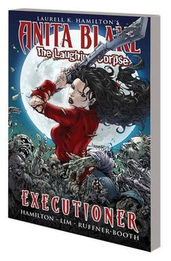 Buy ANITA BLAKE BOOK 03 LC EXECUTIONER TP 