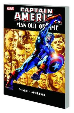 Buy CAPTAIN AMERICA MAN OUT OF TIME TP