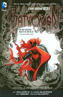 Buy BATWOMAN VOL 02 TO DROWN THE WORLD HC (N52)