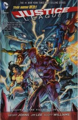 Buy JUSTICE LEAGUE VOL 02 THE VILLAINS JOURNEY HC (N52) in AU New Zealand.