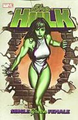 Buy She Hulk Vol 1: Single Green Female TPB in AU New Zealand.