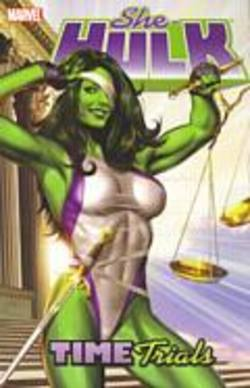 Buy She Hulk Vol 3: Time Trials TPB in AU New Zealand.